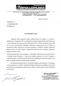 referencje_APOLLOPLAST